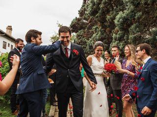 La boda de Jimena y Javier
