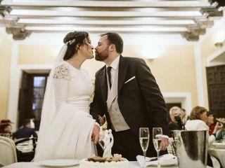 La boda de Rosalía y Daniel