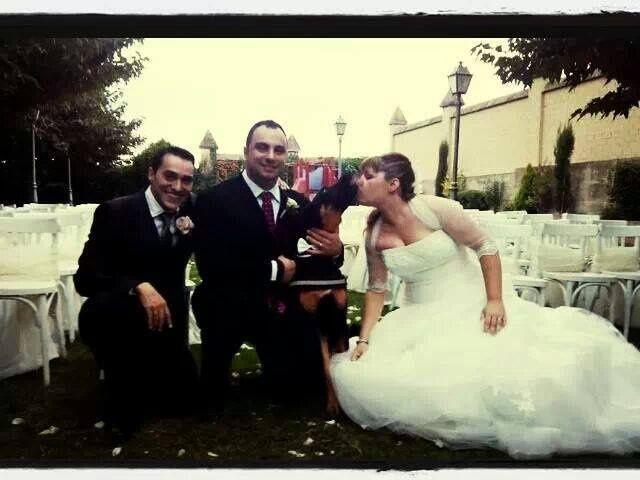 La boda de Mariano Gómez y Patri Hachi en Canovelles, Barcelona 1