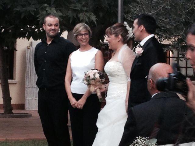 La boda de Mariano Gómez y Patri Hachi en Canovelles, Barcelona 2