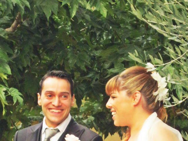 La boda de Mariano Gómez y Patri Hachi en Canovelles, Barcelona 6
