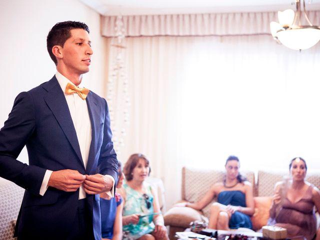 La boda de Jonnathan y Azucena en Mota Del Cuervo, Cuenca 5