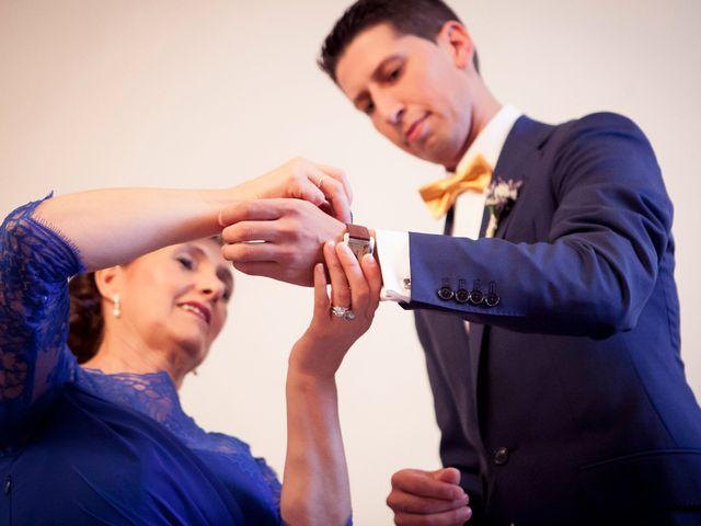 La boda de Jonnathan y Azucena en Mota Del Cuervo, Cuenca 7