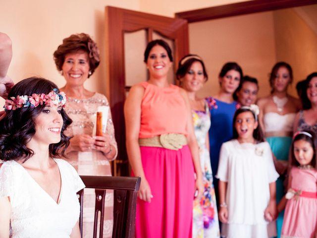 La boda de Jonnathan y Azucena en Mota Del Cuervo, Cuenca 15