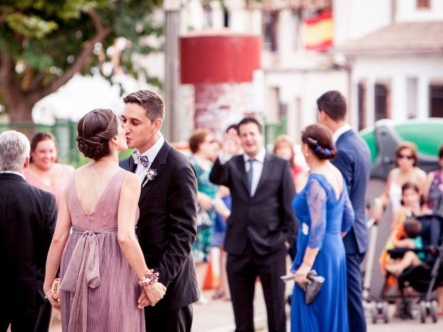 La boda de Jonnathan y Azucena en Mota Del Cuervo, Cuenca 23