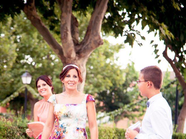 La boda de Jonnathan y Azucena en Mota Del Cuervo, Cuenca 25