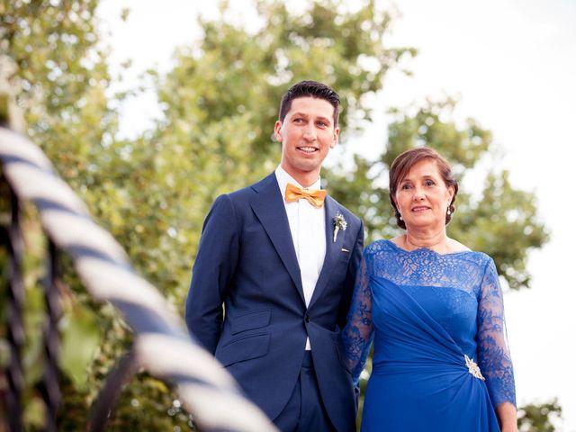 La boda de Jonnathan y Azucena en Mota Del Cuervo, Cuenca 26