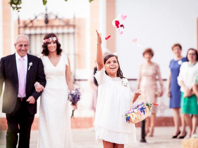 La boda de Jonnathan y Azucena en Mota Del Cuervo, Cuenca 27
