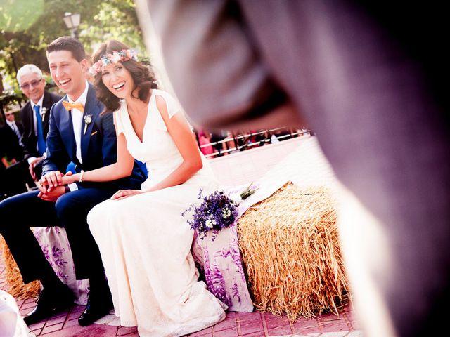 La boda de Jonnathan y Azucena en Mota Del Cuervo, Cuenca 29