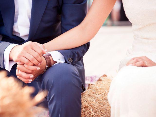 La boda de Jonnathan y Azucena en Mota Del Cuervo, Cuenca 34