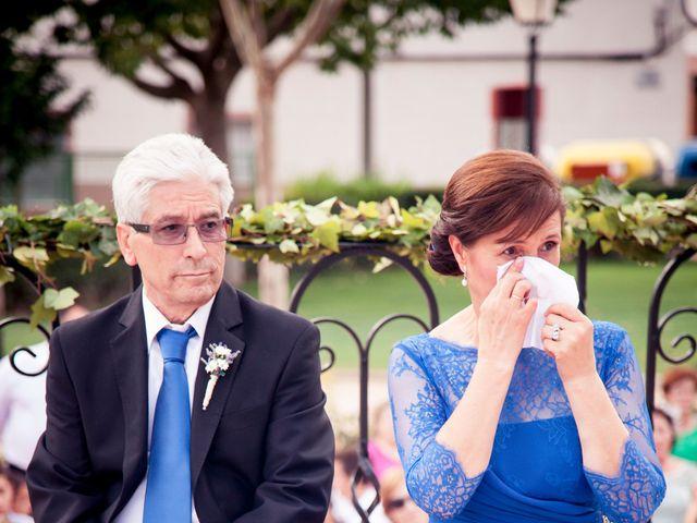 La boda de Jonnathan y Azucena en Mota Del Cuervo, Cuenca 35