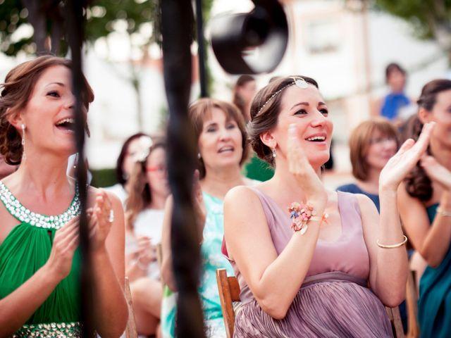 La boda de Jonnathan y Azucena en Mota Del Cuervo, Cuenca 36