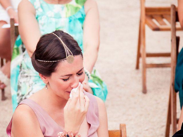 La boda de Jonnathan y Azucena en Mota Del Cuervo, Cuenca 38