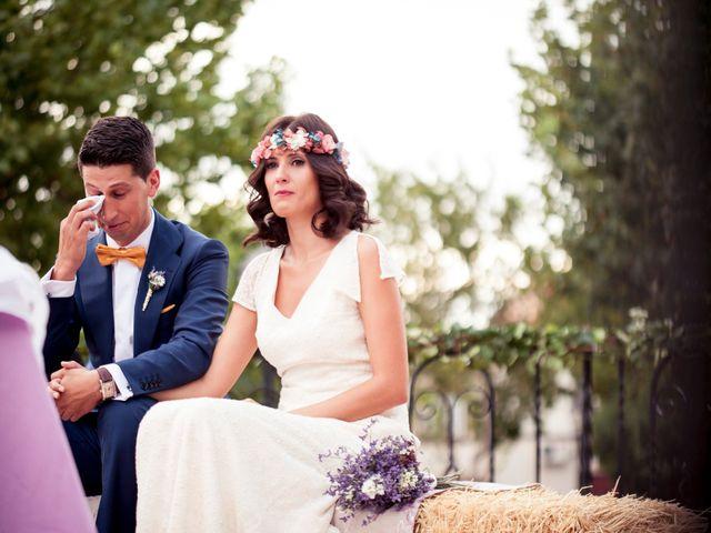 La boda de Jonnathan y Azucena en Mota Del Cuervo, Cuenca 39