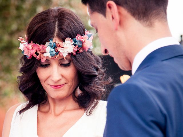 La boda de Jonnathan y Azucena en Mota Del Cuervo, Cuenca 40