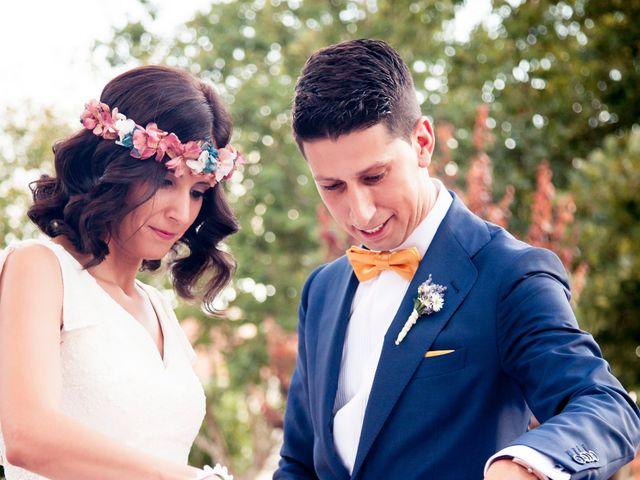 La boda de Jonnathan y Azucena en Mota Del Cuervo, Cuenca 42