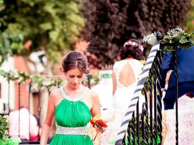 La boda de Jonnathan y Azucena en Mota Del Cuervo, Cuenca 43