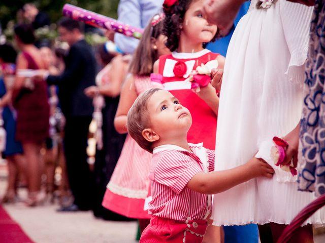 La boda de Jonnathan y Azucena en Mota Del Cuervo, Cuenca 44