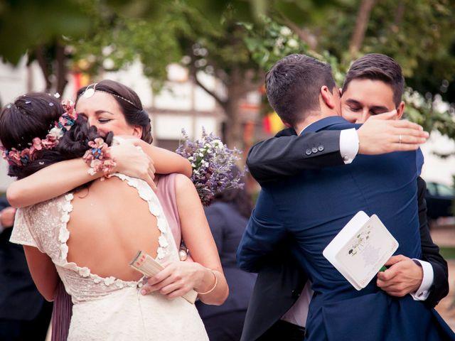 La boda de Jonnathan y Azucena en Mota Del Cuervo, Cuenca 46