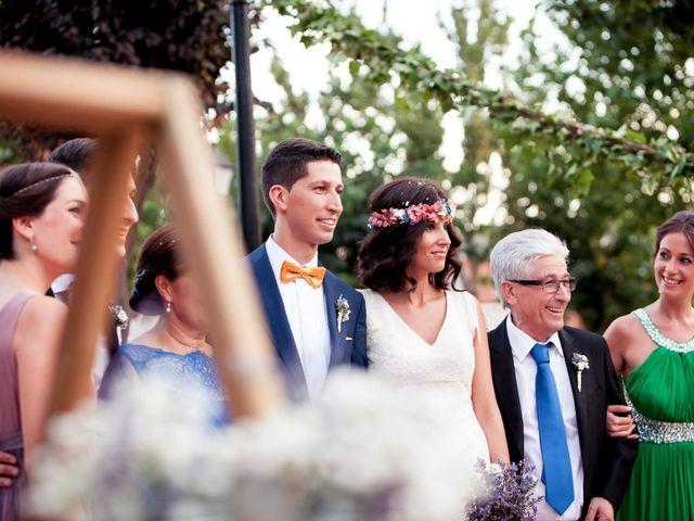 La boda de Jonnathan y Azucena en Mota Del Cuervo, Cuenca 49