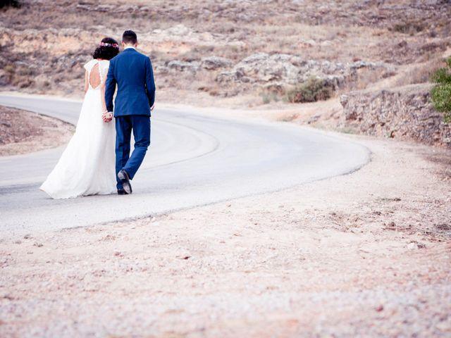 La boda de Jonnathan y Azucena en Mota Del Cuervo, Cuenca 52