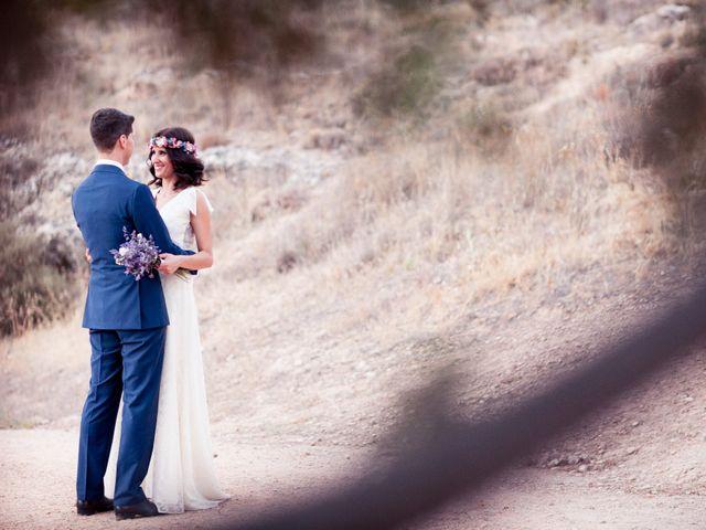 La boda de Jonnathan y Azucena en Mota Del Cuervo, Cuenca 53