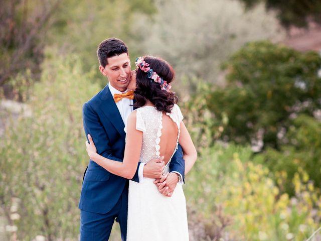 La boda de Jonnathan y Azucena en Mota Del Cuervo, Cuenca 54