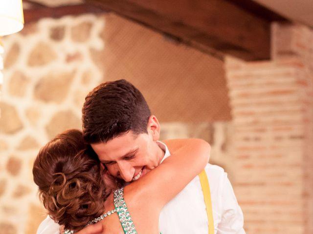 La boda de Jonnathan y Azucena en Mota Del Cuervo, Cuenca 66
