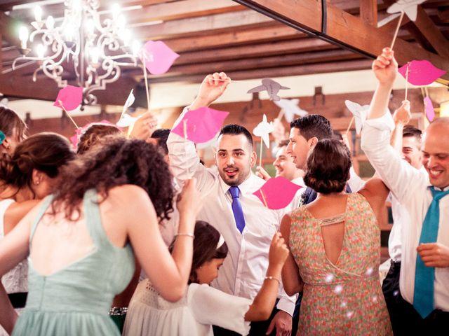 La boda de Jonnathan y Azucena en Mota Del Cuervo, Cuenca 69