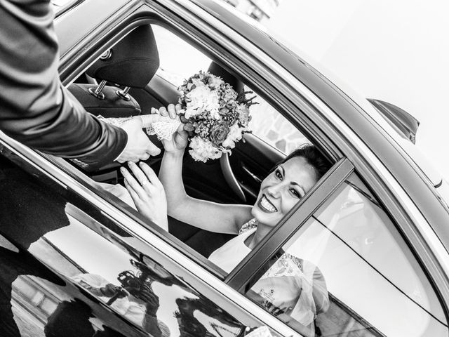 La boda de Joaquin y Bárbara en Puertollano, Ciudad Real 15