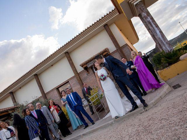 La boda de Joaquin y Bárbara en Puertollano, Ciudad Real 38
