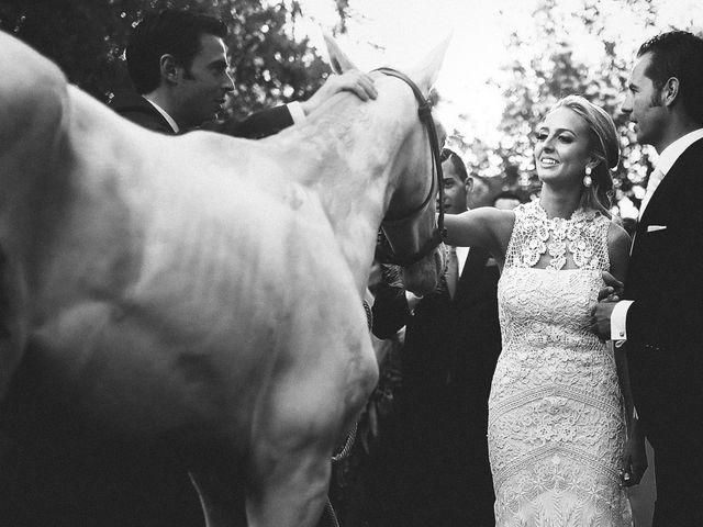 La boda de Manuel y Loreto