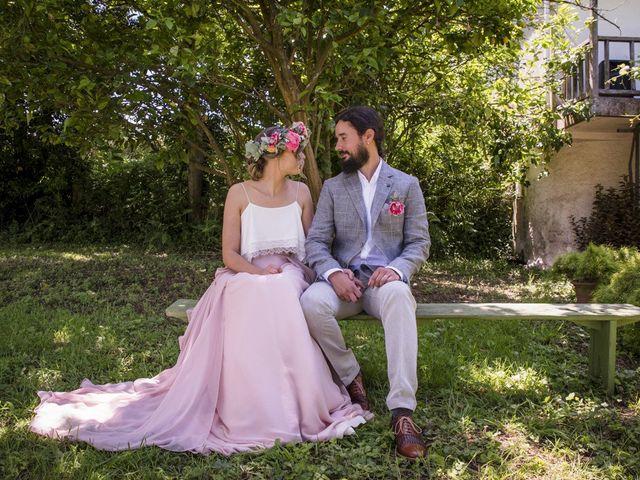 La boda de Begoña y Moncho