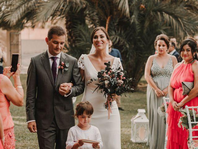 La boda de José Luis y Victoria en Alacant/alicante, Alicante 25