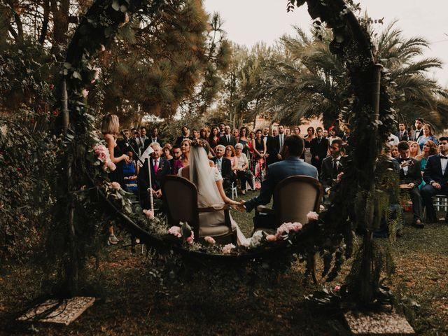 La boda de José Luis y Victoria en Alacant/alicante, Alicante 29