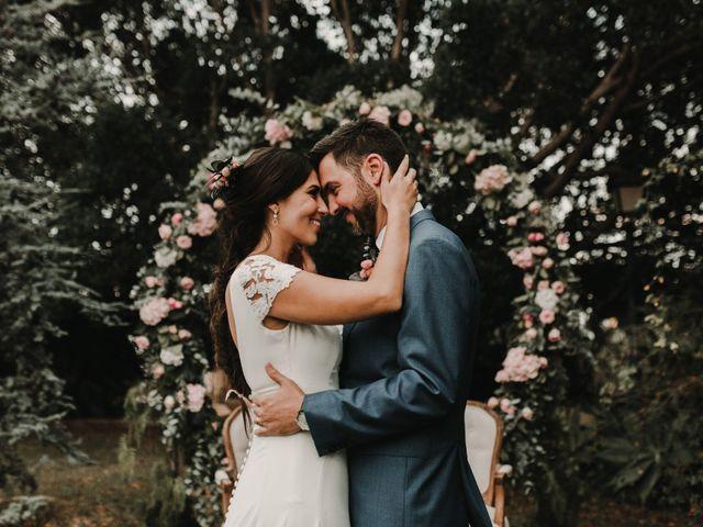 La boda de Victoria y José Luis
