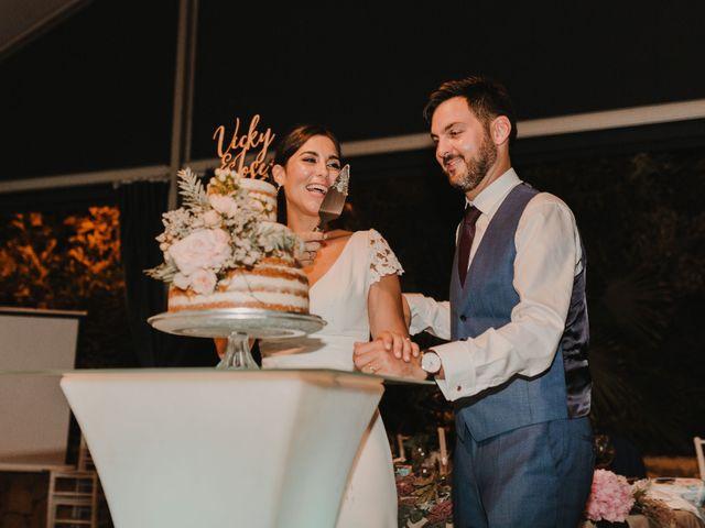 La boda de José Luis y Victoria en Alacant/alicante, Alicante 46