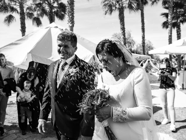 La boda de Maria y Luis en Córdoba, Córdoba 17