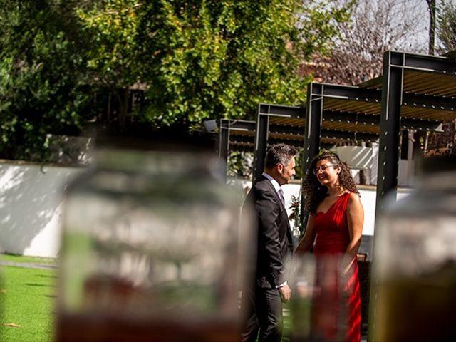 La boda de Jesús y Inés en Sant Fost De Campsentelles, Barcelona 20