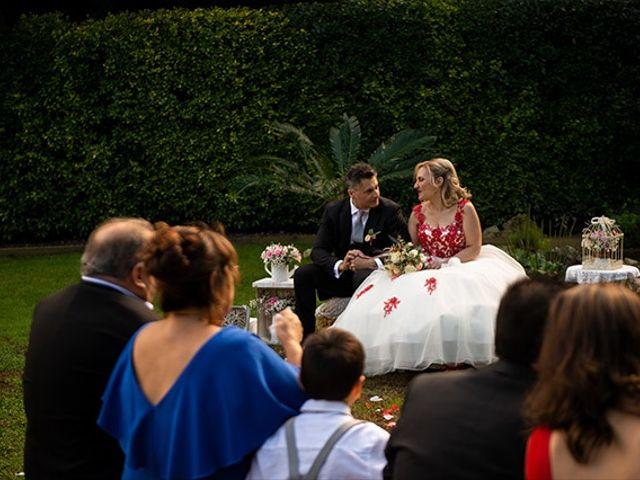 La boda de Jesús y Inés en Sant Fost De Campsentelles, Barcelona 30