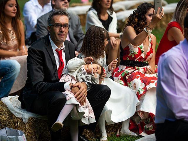 La boda de Jesús y Inés en Sant Fost De Campsentelles, Barcelona 32