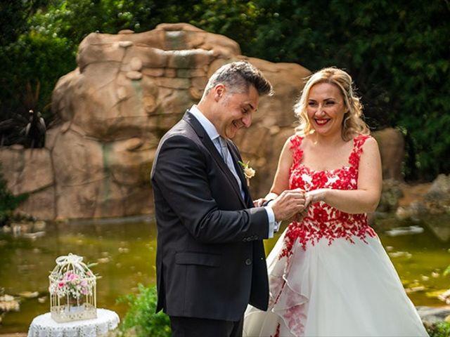 La boda de Jesús y Inés en Sant Fost De Campsentelles, Barcelona 36