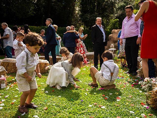 La boda de Jesús y Inés en Sant Fost De Campsentelles, Barcelona 38
