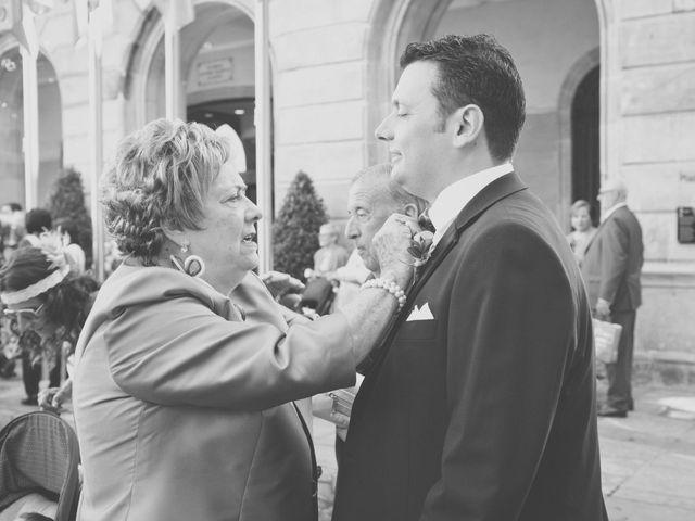 La boda de Alberto y Verónica en Gijón, Asturias 2