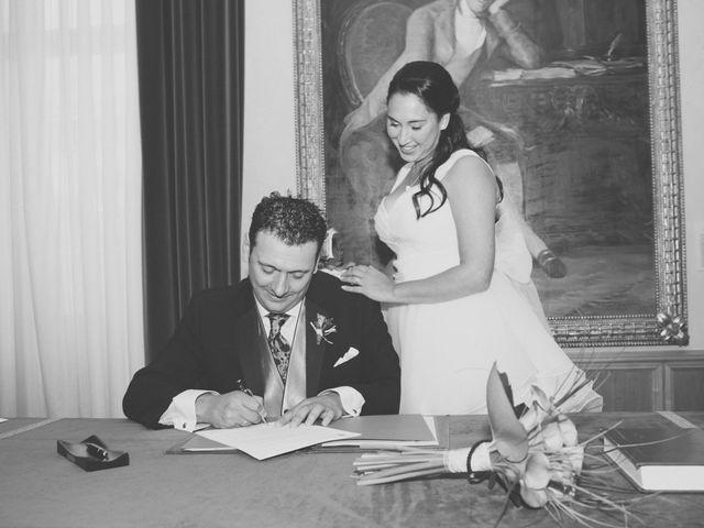 La boda de Alberto y Verónica en Gijón, Asturias 6