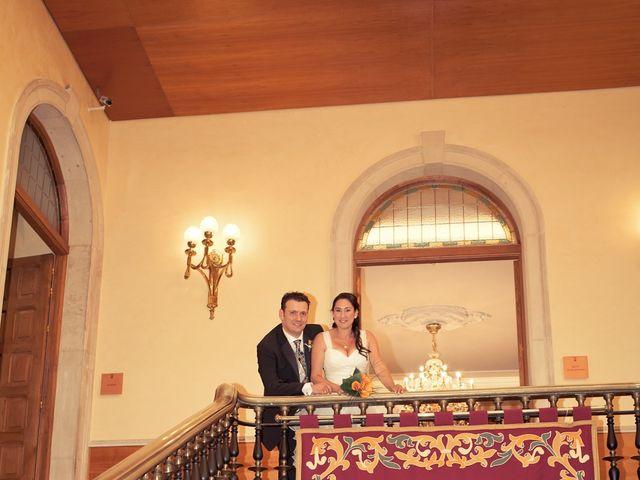 La boda de Alberto y Verónica en Gijón, Asturias 7