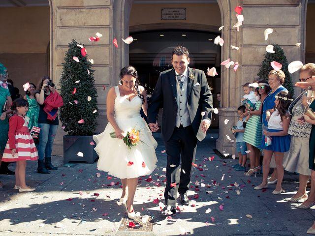 La boda de Alberto y Verónica en Gijón, Asturias 8