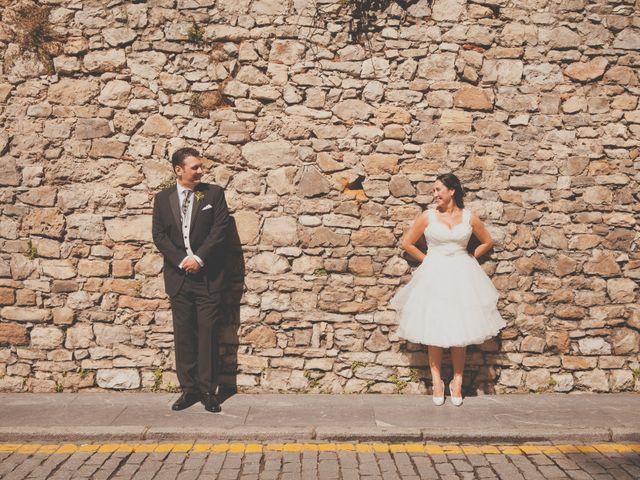 La boda de Verónica y Alberto