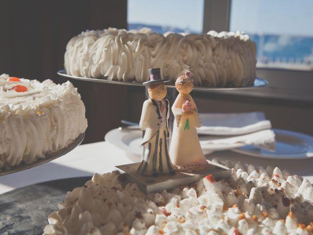 La boda de Alberto y Verónica en Gijón, Asturias 31