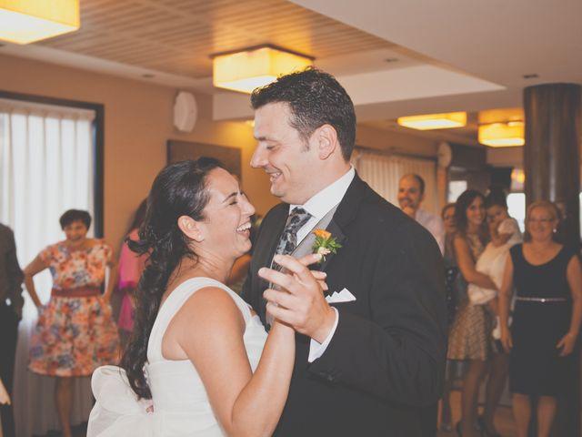 La boda de Alberto y Verónica en Gijón, Asturias 39